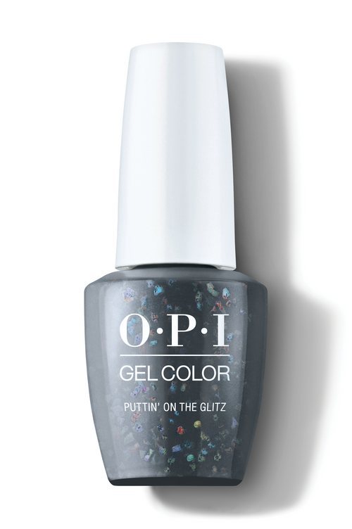 OPI GelColor - Puttin' On The Glitz 0.5 oz - #HPM15