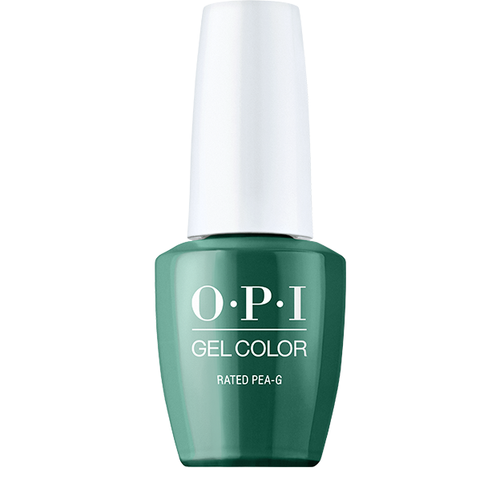 OPI GelColor - Rated Pea-G 0.5 oz - #GCH007