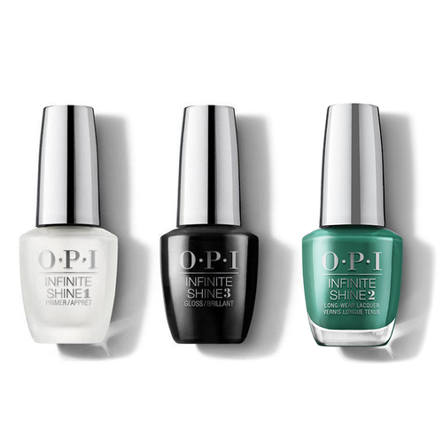 OPI - Infinite Shine Combo - Base, Top & Rated Pea-G