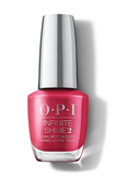 OPI Infinite Shine - Red-y For The Holidays - #HRM43