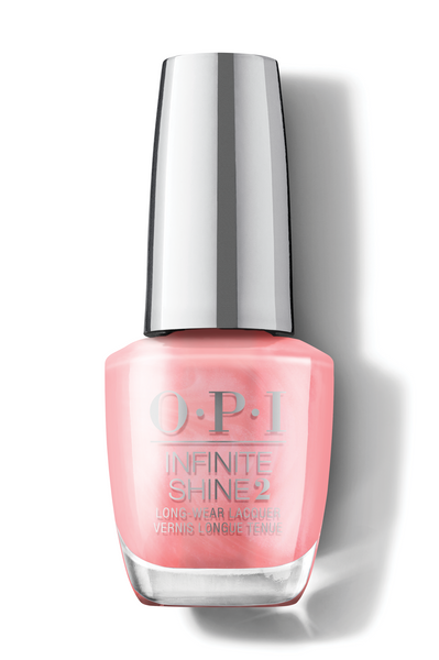 OPI Infinite Shine - Snowfalling For You - #HRM37
