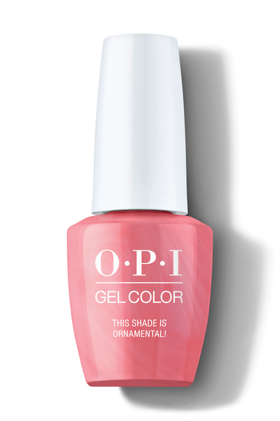 OPI GelColor - This Shade Is Ornamental! 0.5 oz - #HPM03
