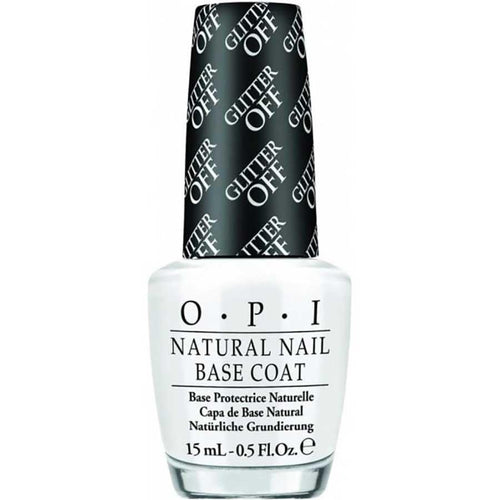 OPI Nail Lacquer - Glitter Peel-Off Base Coat - #NTB01