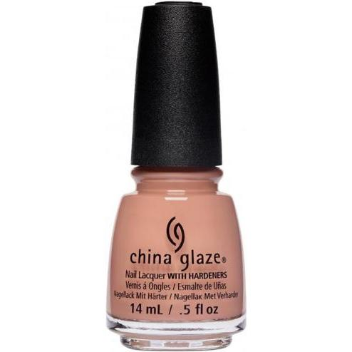 China Glaze - A Whole Latte Fun! 0.5 oz - #83970-Beyond Polish