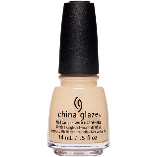 China Glaze - Bourgeois Beige 0.5 oz - #83964-Beyond Polish