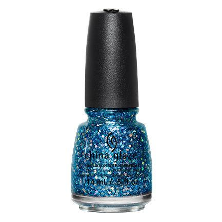 China Glaze - Can You Sea Me 0.5 oz - #82701-Beyond Polish