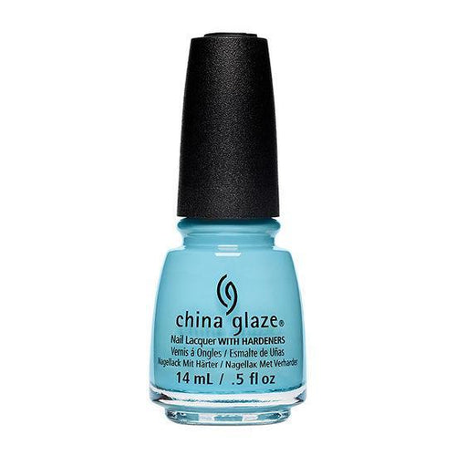 China Glaze - Chalk Me Up! 0.5 oz - #83981-Beyond Polish