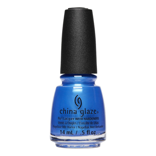 China Glaze - Crushin' On Blue 0.5 oz - #66224-Beyond Polish