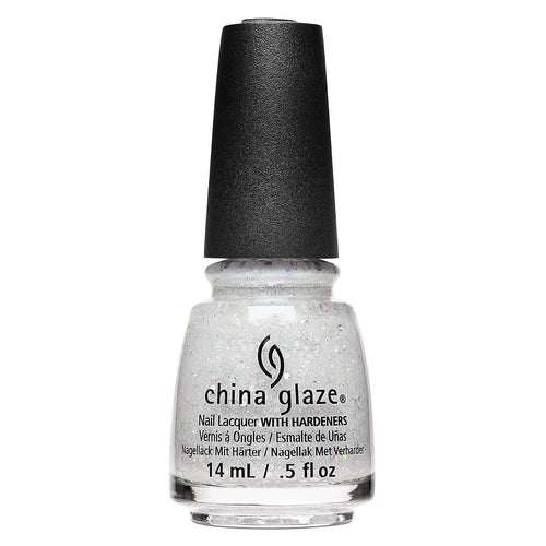 China Glaze - Don't Be A Snow-Flake 0.5 oz - #84101-Beyond Polish