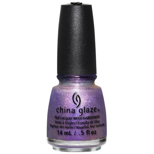 China Glaze - Don't Mesh With Me 0.5 oz - #83621-Beyond Polish