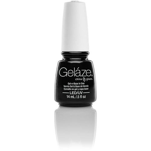 China Glaze Gelaze - Liquid Leather 0.5 oz - #81615-Beyond Polish