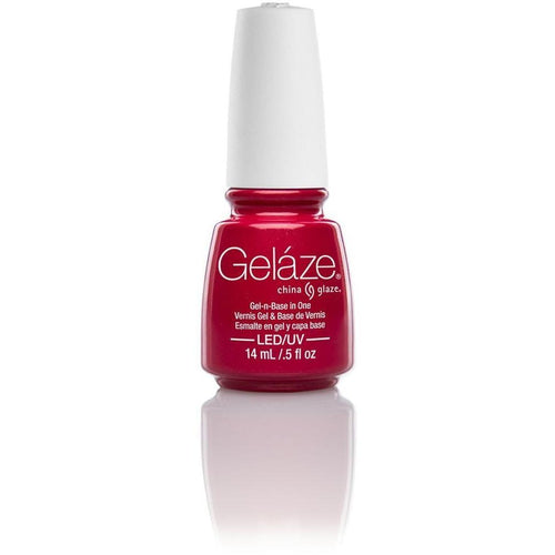 China Glaze Gelaze - Sexy Silhouette 0.5 oz - #81637-Beyond Polish