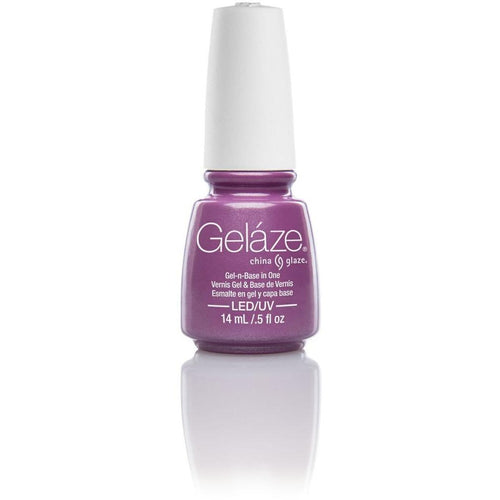 China Glaze Gelaze - Spontaneous 0.5 oz - #81620-Beyond Polish