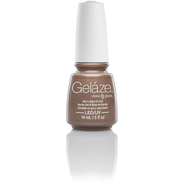 China Glaze Gelaze - Swing Baby 0.5 oz - #81814-Beyond Polish