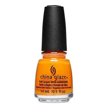 China Glaze - Good As Marigold 0.5 oz - #84623-Beyond Polish