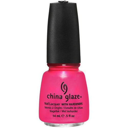 China Glaze - Love's A Beach 0.5 oz - #80437-Beyond Polish