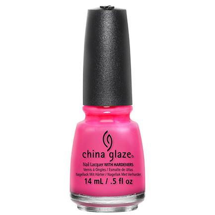 China Glaze - Pink Voltage 0.5 oz - #70291-Beyond Polish