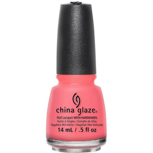 China Glaze - Pinking Out The Window 0.5 oz - #82387-Beyond Polish