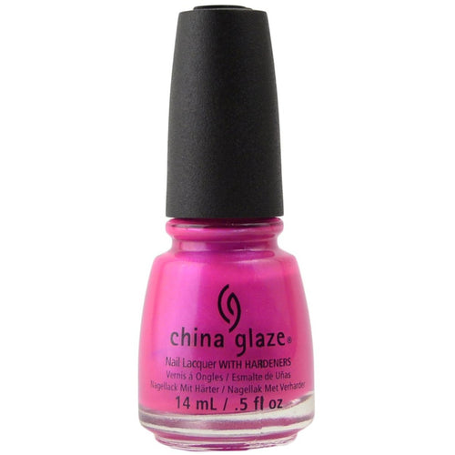 China Glaze - Purple Panic 0.5 oz - #70290-Beyond Polish