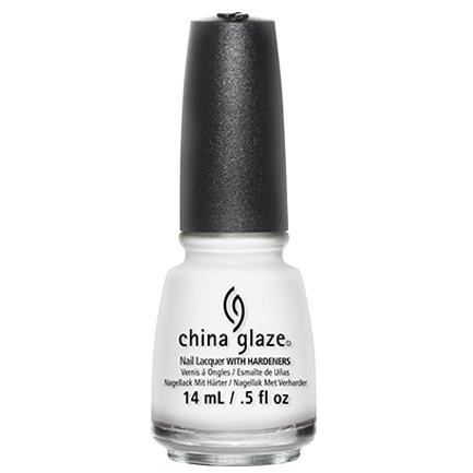 China Glaze - Snow 0.5 oz - #80411-Beyond Polish
