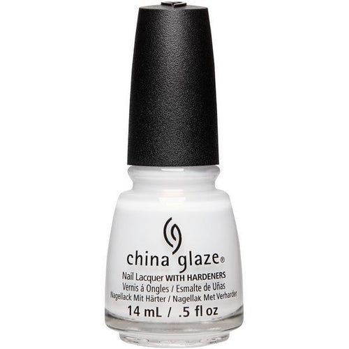 China Glaze - Snow Way 0.5 oz - #83775-Beyond Polish