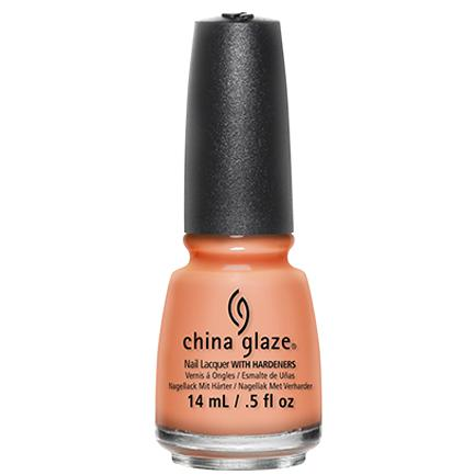 China Glaze - Sun Of A Peach 0.5 oz - #81318-Beyond Polish