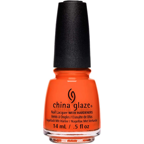 China Glaze - That'll Peach You! 0.5 oz - #83978-Beyond Polish