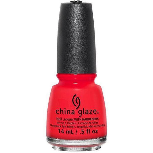 China Glaze - The Heat Is On 0.5 oz - #82653-Beyond Polish