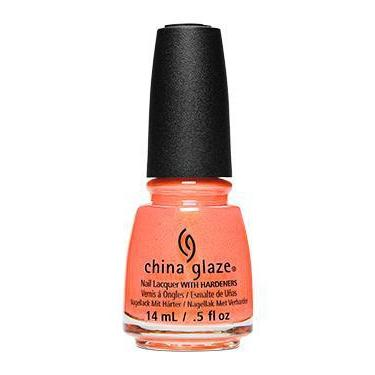 China Glaze Tropic Of Conversation 0.5 oz - #84206-Beyond Polish