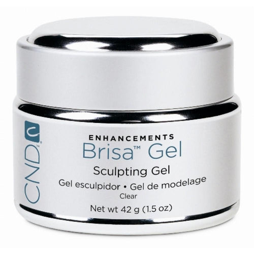 CND - Brisa Sculpting Gel - Clear 1.5 oz-Beyond Polish
