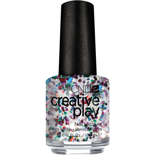 CND Creative Play - Glittabulous 0.5 oz - #449-Beyond Polish