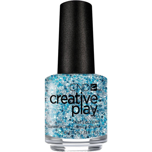 CND Creative Play - Kiss Teal 0.5 oz - #459-Beyond Polish