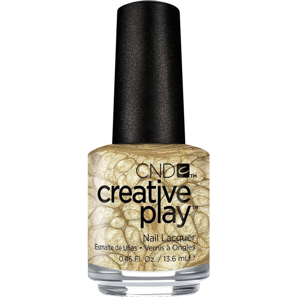 CND Creative Play - Poppin Bubbly 0.5 oz - #464-Beyond Polish