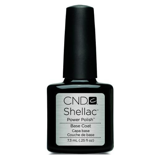CND - Shellac Base Coat (0.25 oz)-Beyond Polish