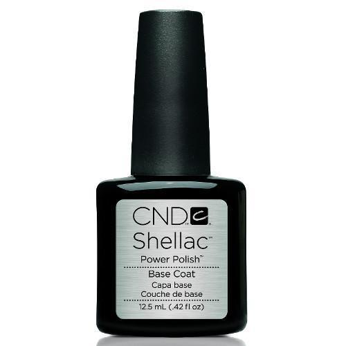 CND - Shellac Base Coat (0.42 oz)-Beyond Polish