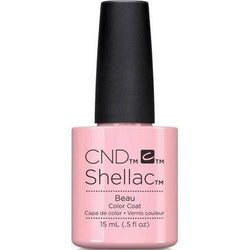 CND - Shellac Beau 0.5 oz-Beyond Polish