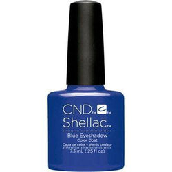 CND - Shellac Blue Eyeshadow (0.25 oz)-Beyond Polish