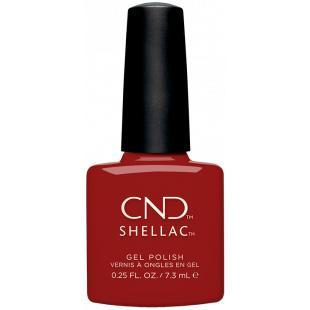 CND - Shellac Bordeaux Babe (0.25 oz)