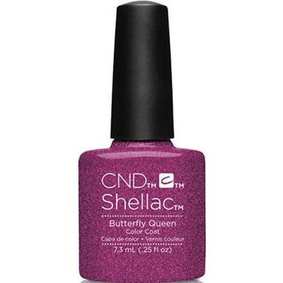 CND - Shellac Butterfly Queen (0.25 oz)-Beyond Polish
