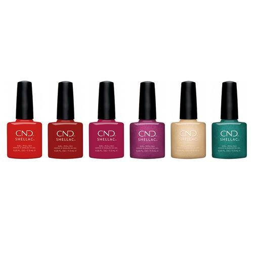 CND - Shellac Cocktail Couture Holiday 2020 Collection (0.25 oz)