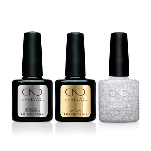 CND - Shellac Combo - Base, Top & After Hours-Beyond Polish