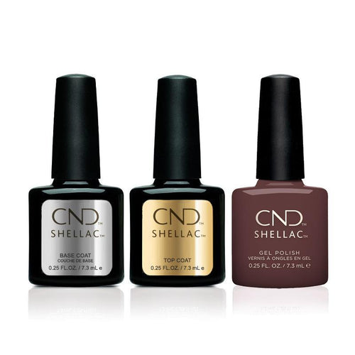 CND - Shellac Combo - Base, Top & Arrowhead-Beyond Polish