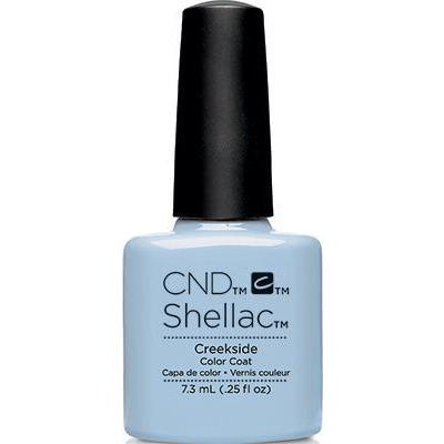 CND - Shellac Creekside (0.25 oz)-Beyond Polish