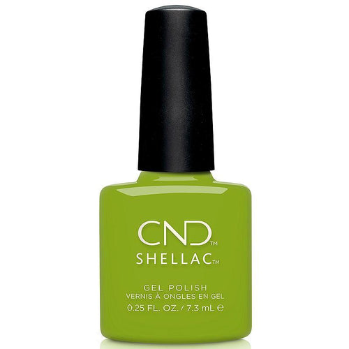 CND - Shellac Crisp Green (0.25 oz)-Beyond Polish