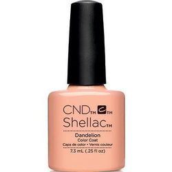 CND - Shellac Dandelion (0.25 oz)-Beyond Polish