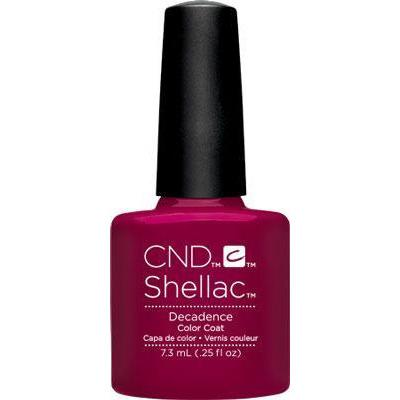 CND - Shellac Decadence (0.25 oz)-Beyond Polish