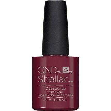 CND - Shellac Decadence 0.5 oz-Beyond Polish