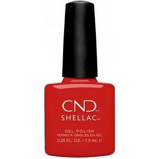 CND - Shellac Devil Red (0.25 oz)
