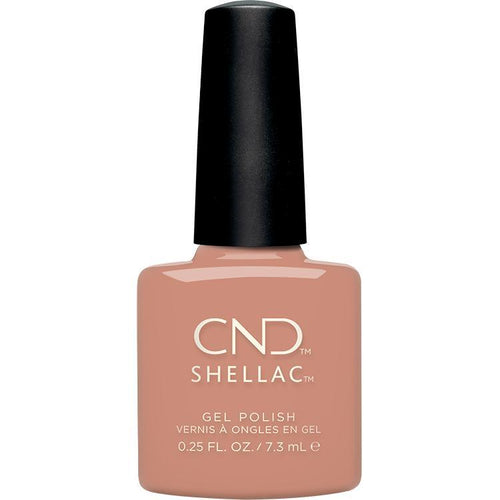 CND - Shellac Flowerbed Folly (0.25 oz)-Beyond Polish