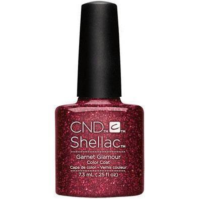 CND - Shellac Garnet Glamour (0.25 oz)-Beyond Polish